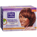 Dark and Lovely Moisture Seal  No-Lye Color Treated Hair Relaxer