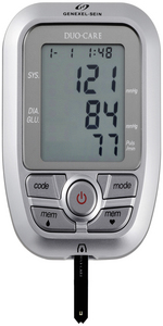 Duo-care Blood glucose monitors