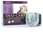 DUO CARE Blood pressure monitor