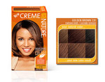 creme of nature Permanet Hair dye colors