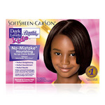 Dark and Lovely kids Beautiful beginnings Hair Relaxer